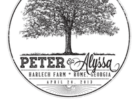 Peter And Alyssa - Wedding Seal