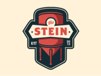 """The Stein"" Logo - Color Version"