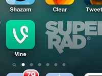 Vine Logo Loop