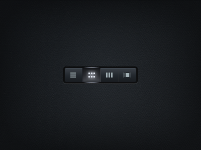 Download Radio button (free PSD)