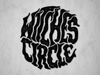 Witches Circle Wordmark