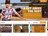 Wood Company Website