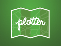 Plotter Social Mapping Logo