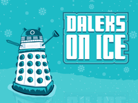 Daleks On Ice