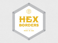 Hex Borders Logo