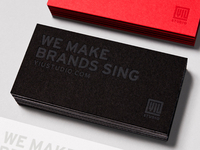 YIUstudio business card