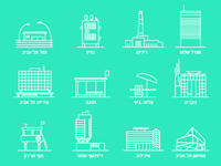 visual language for TLV transport app