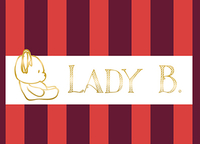 Lady B wedding cake brand