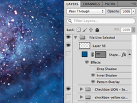 Photoshop Layer Search