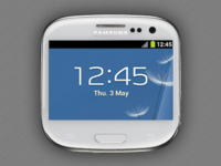 Samsung Galaxy S III iOS/Android Icon