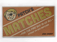 Patch's Matches