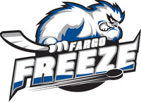 Fargo Freeze All City Youth Hockey Logo