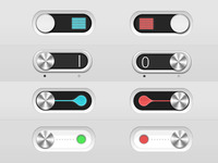 iOS Experimental Switches
