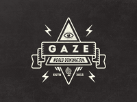 Gaze - A random badge