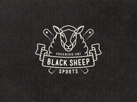 Black Sheep Sports Logo