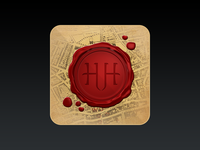 Haunted Hike App Icon