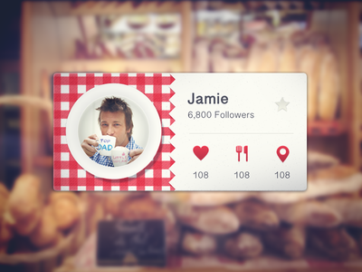 Download Profile Plate PSD