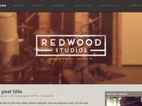Redwood Studios Site