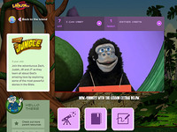 LifeKIDS.tv redesign Jungle Room