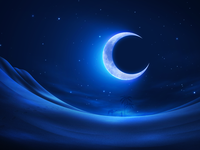 Ramadan Lunar Wallpaper