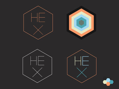 Hex Colored
