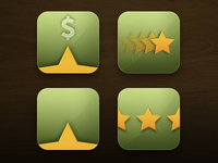 youTip Alternative Icons