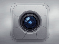 Camera Icon - Light Version