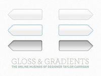 Gloss & Gradients Pagination