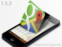 Google Maps Supported