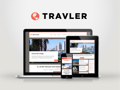 WP Travler — Responsive Multipurpose WordPress Theme
