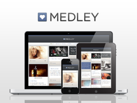 WP Medley Responsive WordPress Theme