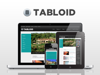 WP Tabloid Responsive Magazine & News WordPress Theme
