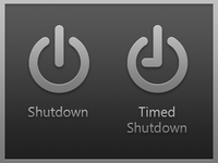 Timed Shutdown Icon