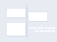 Timeline Theme for Wordpress