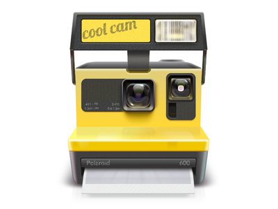 Download Polaroid PSD