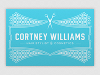 Cortney Williams Business Cards