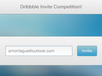Dribbble Invite Competition! (3 invites)