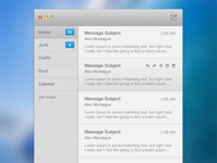 Clean Mail App for Mac