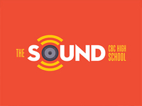 The Sound High School Ministry Logo
