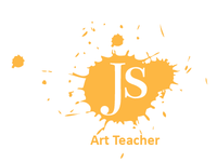 Art Teacher Stamp
