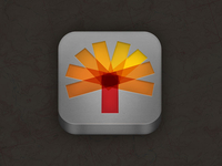 Spideroak iOS Icon