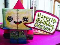 Spent all day today making Birthday Bot!
