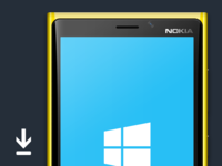 lumia 920 yellow
