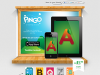 Pingo Website