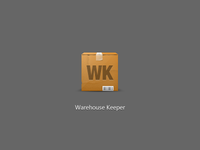 Warehouse Keeper Icon