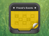 Friends Events Icon