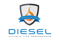 Diesel - Athletic Logo
