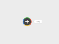 Showing the love for Google+ with CSS3