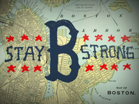 Stay Strong Boston
