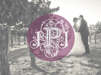 Jill & John Wedding Logo